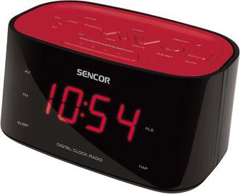 Digitálny rádiobudík SRC 180 RD SENCOR