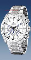 2e282c8e4 Pánkse hodinky Festina 16488/1 Chrono - Dual Time + Darček na výber ...