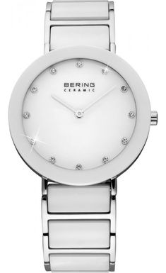 Hodinky BERING 11435-754 CERAMIC + darček