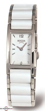 Hodinky BOCCIA 3201-01 Titanium Ceramic + Darček na výber