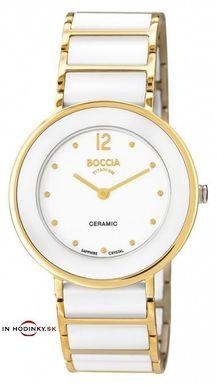 Hodinky BOCCIA 3209-02 Titanium Ceramic + Darček na výber