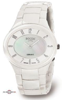 Hodinky BOCCIA 3216-01 Titanium