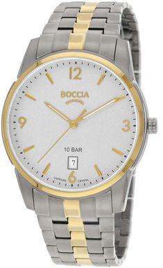 Hodinky BOCCIA 3632-02