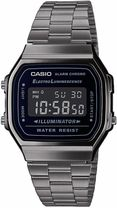 Hodinky CASIO A168WEGG-1BEF Collection