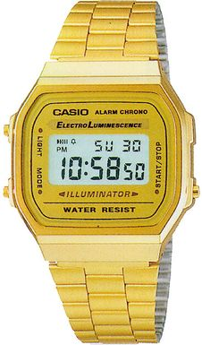 Hodinky CASIO A168WG-9EF Classic Collection