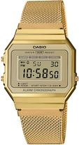 Hodinky CASIO A700WEMG-9AEF Classic Collection