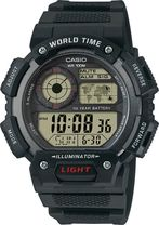 Hodinky CASIO AE 1400WH-1A WORLD TIME