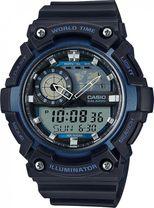 hodinky CASIO AEQ 200W-2A + darček