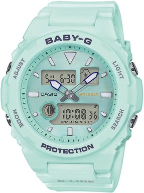 Hodinky CASIO BAX-100-3AER Baby-G, G-LIDE