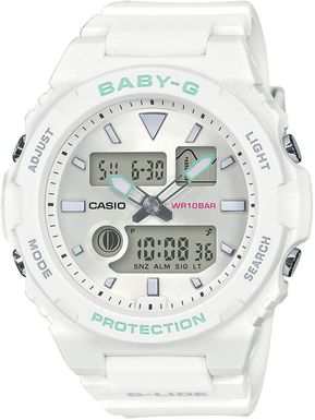 Hodinky CASIO BAX-100-7AER Baby-G, G-LIDE