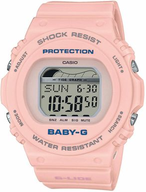Hodinky CASIO BLX-570-4ER Baby-G TIDE GRAF