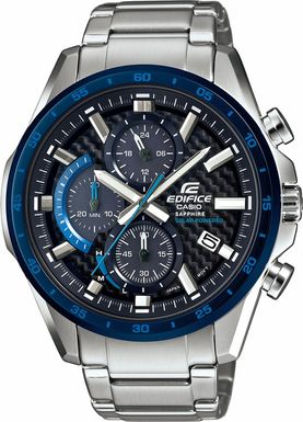 Hodinky CASIO EFS S540DB-1B EDIFICE Solar Power