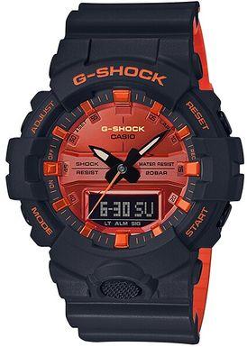 Hodinky CASIO G-Shock GA 800BR-1A