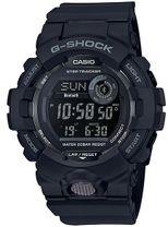 Hodinky CASIO G-Shock GBD 800-1B G-SQUAD Bluetooth®