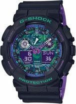 Hodinky CASIO GA-100BL-1AER G-Shock