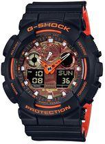 Hodinky CASIO GA 100BR-1A G-Shock