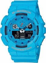 Hodinky CASIO GA-100RS-2AER G-Shock