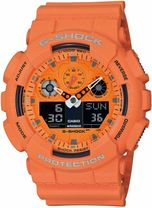 Hodinky CASIO GA-100RS-4AER G-Shock
