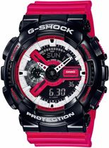 Hodinky CASIO GA-110RB-1AER G-Shock