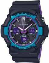 Hodinky CASIO GAW-100BL-1AER G-Shock WAVE CEPTOR / Touch Solar