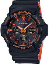 Hodinky CASIO GAW 100BR-1A G-Shock WAVE CEPTOR / Touch Solar + darček