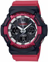 Hodinky CASIO GAW-100RB-1AER G-Shock WAVE CEPTOR / Touch Solar