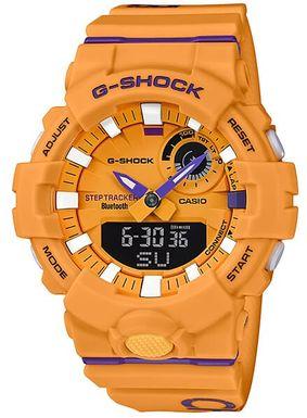 Hodinky CASIO GBA-800DG-9AER G-Shock G-SQUAD Bluetooth® SMART