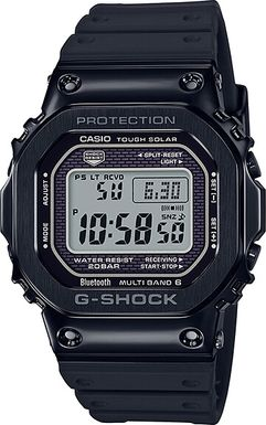 Hodinky CASIO GMW-B5000G-1ER G-Shock Bluetooth® Multi Band 6