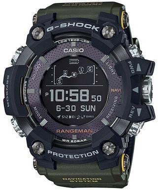 Hodinky CASIO GPR B1000-1B G-Shock RANGEMAN TRIPLE SENSOR GPS