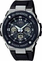 Hodinky CASIO GST W300-1A G-Shock + darček