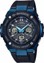 Hodinky CASIO GST W300G-1A2 G-Shock + darček