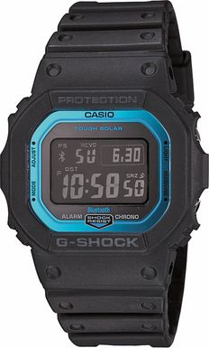 Hodinky CASIO GW B5600-2 G-Shock Bluetooth® Multi Band 6