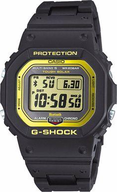 Hodinky CASIO GW B5600BC-1 G-Shock Bluetooth® Multi Band 6