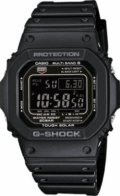 Hodinky CASIO GW-M5610-1BER G-Shock, Wave Ceptor Tough Solar