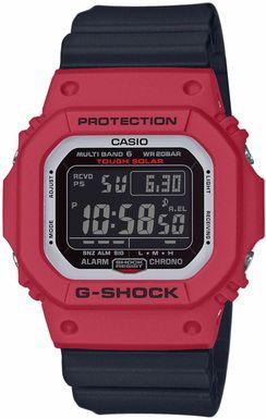 Hodinky CASIO GW-M5610RB-4ER G-Shock, Wave Ceptor Tough Solar