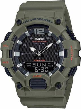 hodinky CASIO HDC-700-3A2VEF World time, Telememo 30