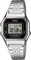 Unisex hodinky CASIO LA 680A-1 Collection