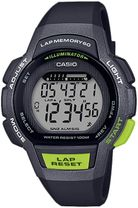 Hodinky CASIO LWS-1000H-1AVEF Sports Collection