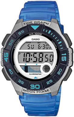 Hodinky CASIO LWS-1100H-2AVEF Sports Collection