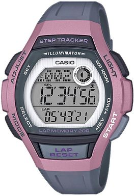 Hodinky CASIO LWS-2000H-4AVEF Sports Collection