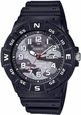Hodinky CASIO MRW-220HCM-1BVEF Collection Camouflage