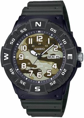 Hodinky CASIO MRW-220HCM-3BVEF Collection Camouflage