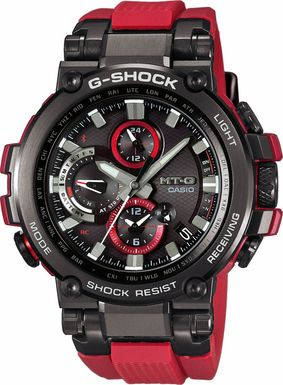 Hodinky CASIO MTG B1000B-1A4 G-Shock Wave ceptor, Bluetooth®