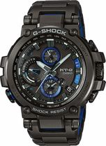 Hodinky CASIO MTG-B1000BD-1AER G-Shock Wave ceptor, Bluetooth®