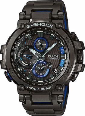 Hodinky CASIO MTG-B1000BD-1AER G-Shock Wave ceptor, Bluetooth®