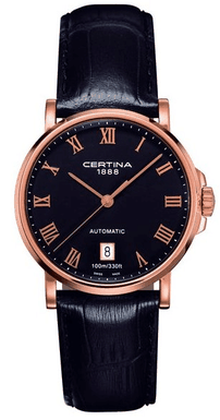 Hodinky CERTINA C017.407.36.053.00 DS Caimano Automatic