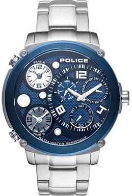 Hodinky POLICE PL15659JSTBL/03 SAGANO