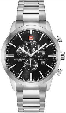 Hodinky Swiss Military Hanowa 5308.04.007 Chrono Classic