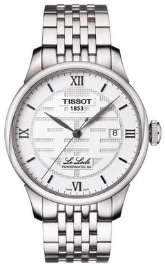 Hodinky TISSOT T006.407.11.033.01 Le Locle DOUBLE HAPPINESS