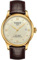 TISSOT T006.407.36.266.00 Le Locle Powermatic 80, Diamonds